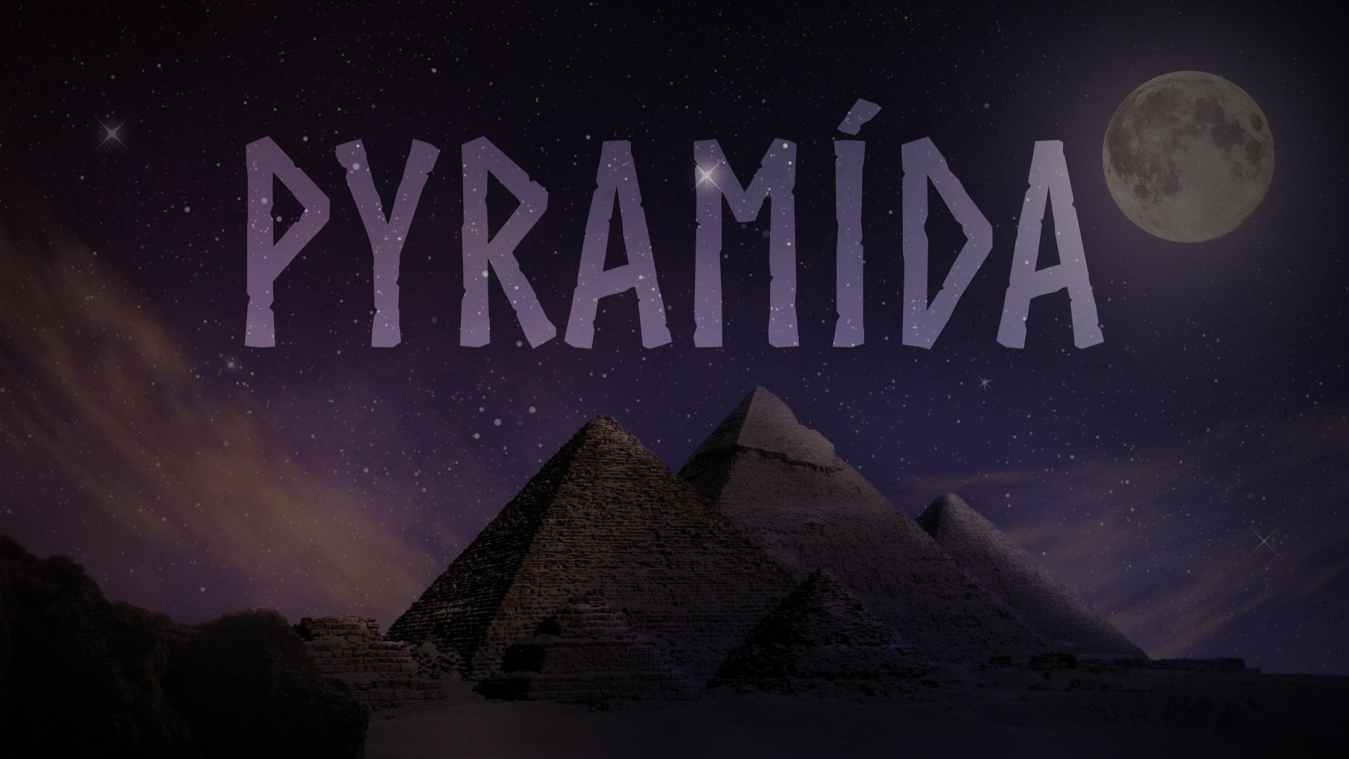 Escape Room Pyramída